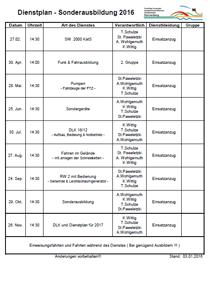 Dienstplan-Sonderausbildung-2016