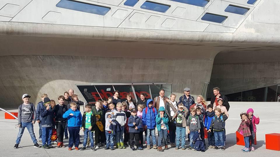 """Floriangruppe Dannenberg besucht das """"phaeno"""" in Wolfsburg"""