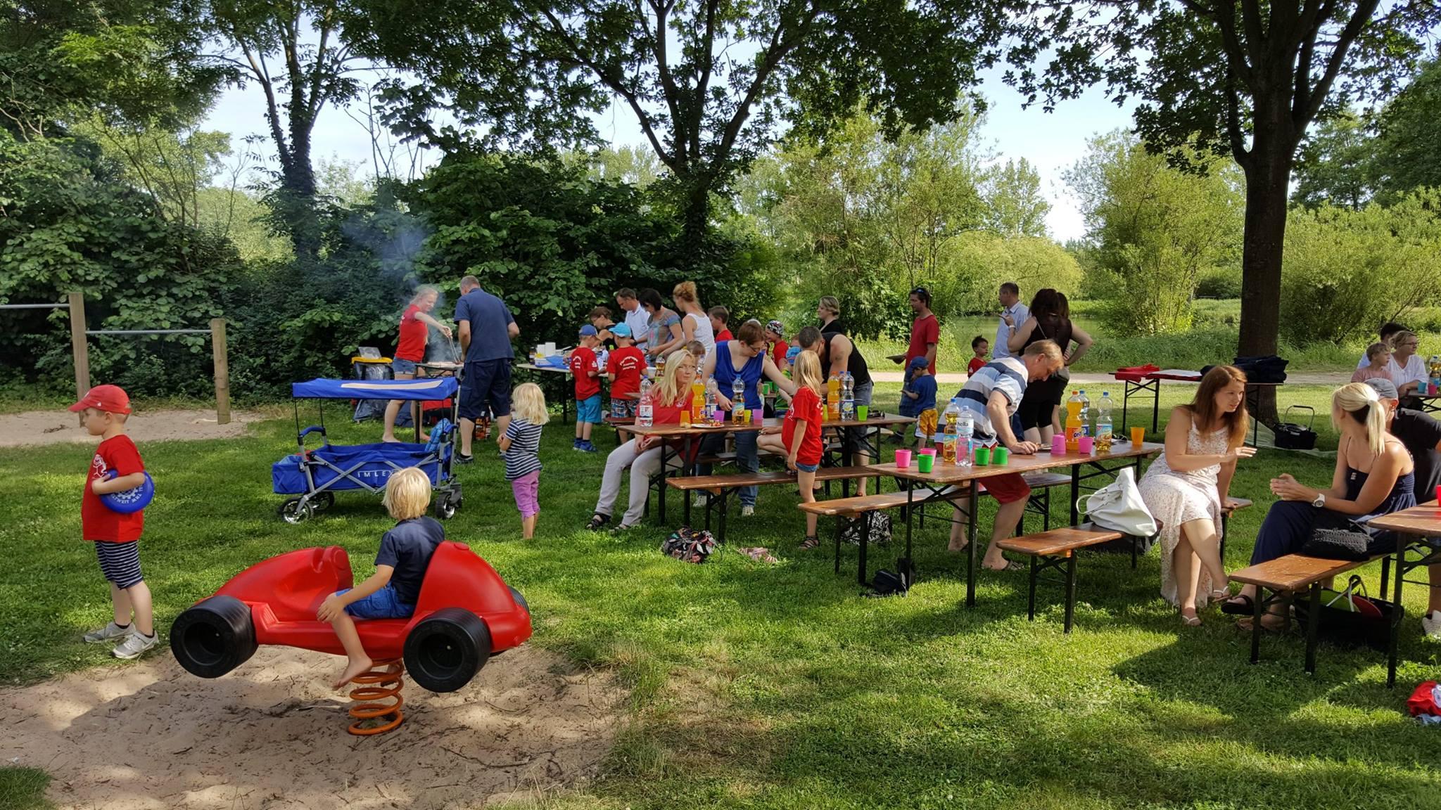 Sommerfest der Floriangruppe Dannenberg