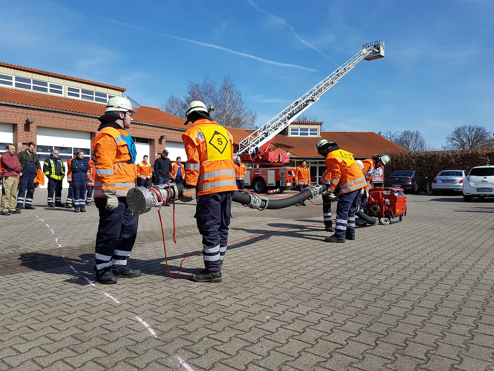 Neuer Leistungsvergleich der Feuerwehren