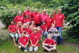 Floriangruppe Dannenberg besucht Schweriner Zoo