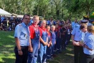 Samtgemeinde Feuerwehrtag 2019 der Kinder- und Jugendfeuerwehren