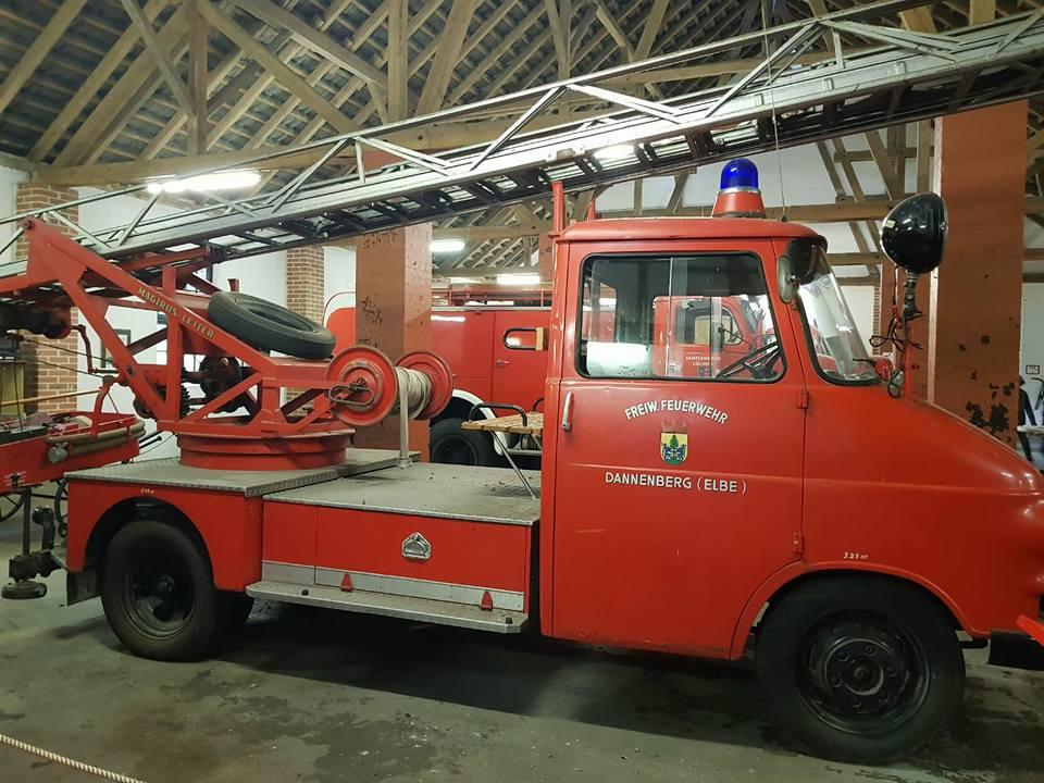 Kinderfeuerwehr meets Feuerwehrmuseum