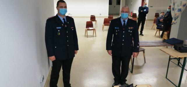 Neuer stellvertretender Ortsbrandmeister gewählt